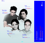 BAILEY, Marco & Q HEY/TOM HADES & KANA - From Tokyo To Brussels EP (Back Cover)