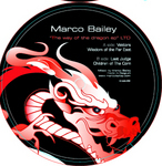 BAILEY, Marco - The Way Of The Dragon EP (Front Cover)