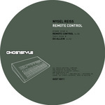 REISS, Nygel - Remote Control (Front Cover)