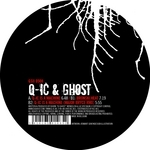 Q IC & GHOST - Q-Ic Is A Machine (Front Cover)