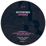 MYSTERYMEN - Infrared (Back Cover)