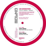 LM CONNECTION - Jungle Urbano (remixes) (Back Cover)