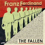 FRANZ FERDINAND - The Fallen/Do You Want To (remix) (Front Cover)