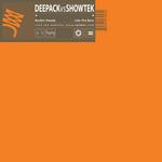 DEEPACK vs SHOWTEK - Rockin Steady (Back Cover)