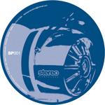 MANACA CHUS & CEBALLOS - The Strong Rhythm (Front Cover)