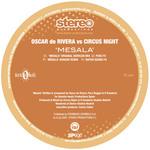 DE RIVERA, Oscar vs CIRCUS NIGHT - Mesala (Back Cover)