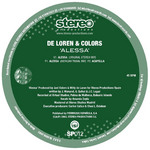 DJ LOREN & COLORS - Alessa (Back Cover)