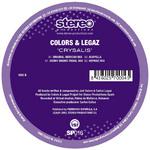 COLORS & LEGAZ - Crysalis (Back Cover)