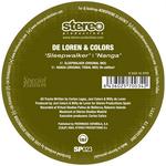 DE LOREN & COLORS - Sleepwalker (Back Cover)