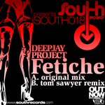 DEEPJAY PROJECT - Fetiche (Back Cover)