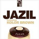 JAZIL feat KOLOR BROWN - Sugar (Front Cover)