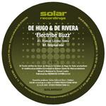 DE HUGO & DE RIVERA - Electribe Buzz (Front Cover)