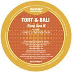 TORT & BALI - Sleep Over It (Back Cover)