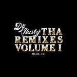 DJ NASTY - Tha Remixes Vol 1 (Front Cover)