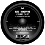 BOTZ & FLYDRUMS - Celtic Rain (Front Cover)