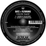 BOTZ & FLYDRUMS - Celtic Rain (Back Cover)