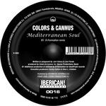 COLORS & CANOUS - Mediterranean Soul (Back Cover)