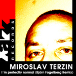 TERZIN, Miroslav - I'm Perfectly Normal (Front Cover)