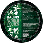 DJ CHUS - World Routes (Front Cover)