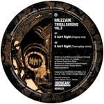 MUZZAIK - Tribalground Vol 3 (Front Cover)