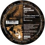 MUZZAIK - Tribalground Vol 3 (Back Cover)