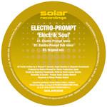 ELECTRO PROMPT - Electrik Soul (Back Cover)