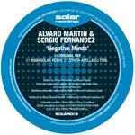 MARTIN, Alvaro & SERGIO FERNANDEZ - Negative Minds (Back Cover)