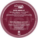 TONY CHUS & CEBALLOS/INDART CHUS & CEBALLOS - Entre Amigos EP (Back Cover)