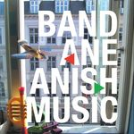 BAND ANE - Anish Music (Front Cover)