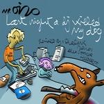 MR. OIZO - Last Night A DJ Killed My Dog (Front Cover)