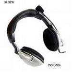DJ DEW - Insignia (Front Cover)