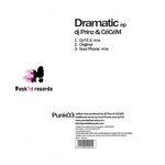 DJ PRINZ/CECEM - Dramatic EP (Front Cover)