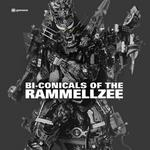 RAMMELLZEE, The - The Bi-Conicals Of The Rammellzee (Front Cover)