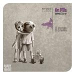 D'ELIA, Alex - Anomalia EP (Front Cover)