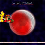 MUNCH, Peter - Landing On Planet Bass (Front Cover)