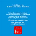 RENE aka MAKER - Red River (Back Cover)
