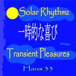 SOLAR RHYTHMZ - Transient Pleasures (Front Cover)