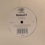 RICHARD E - Sometimes I (Front Cover)