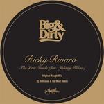 RIVARO, Ricky feat JOHNNY KELVIN - The Beat Inside (Back Cover)