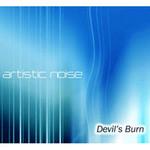 ARTISTIC NOISE - Devils Burn (Front Cover)