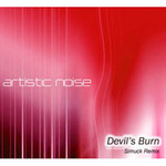ARTISTIC NOISE - Devils Burn (Simuck Remix) (Back Cover)