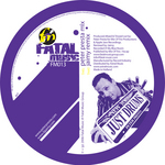 PRESTA, Peter - Just Drums (Front Cover)