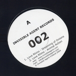 2BIT/LOVERHINO - Invisible Agent 002 (Front Cover)