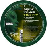 AGAINST THE GRAIN - Sim City (Back Cover)