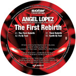 LOPEZ, Angel - The First Rebirth (Back Cover)