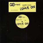 DJ MFR/HALDO - Come On (Back Cover)