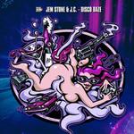 JEM STONE & JC - Disco Daze (Front Cover)