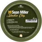 MILLER, Sean - Studio City (Back Cover)