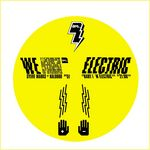 MARKS, Sylvie & HAL9000 - We Electric (Front Cover)
