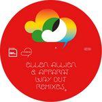 ALLIEN, Ellen/APPARAT - Way Out (Remixes) (Front Cover)